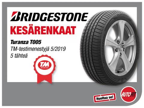 Bridgestone Turanza T005
